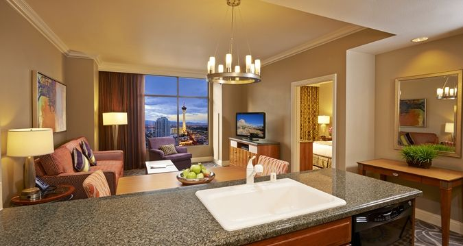 Utensils One And Two Bedroom Suites Have Master Bedrooms Baths Suite Gorgeous 2 Bedroom Suites Las Vegas Strip