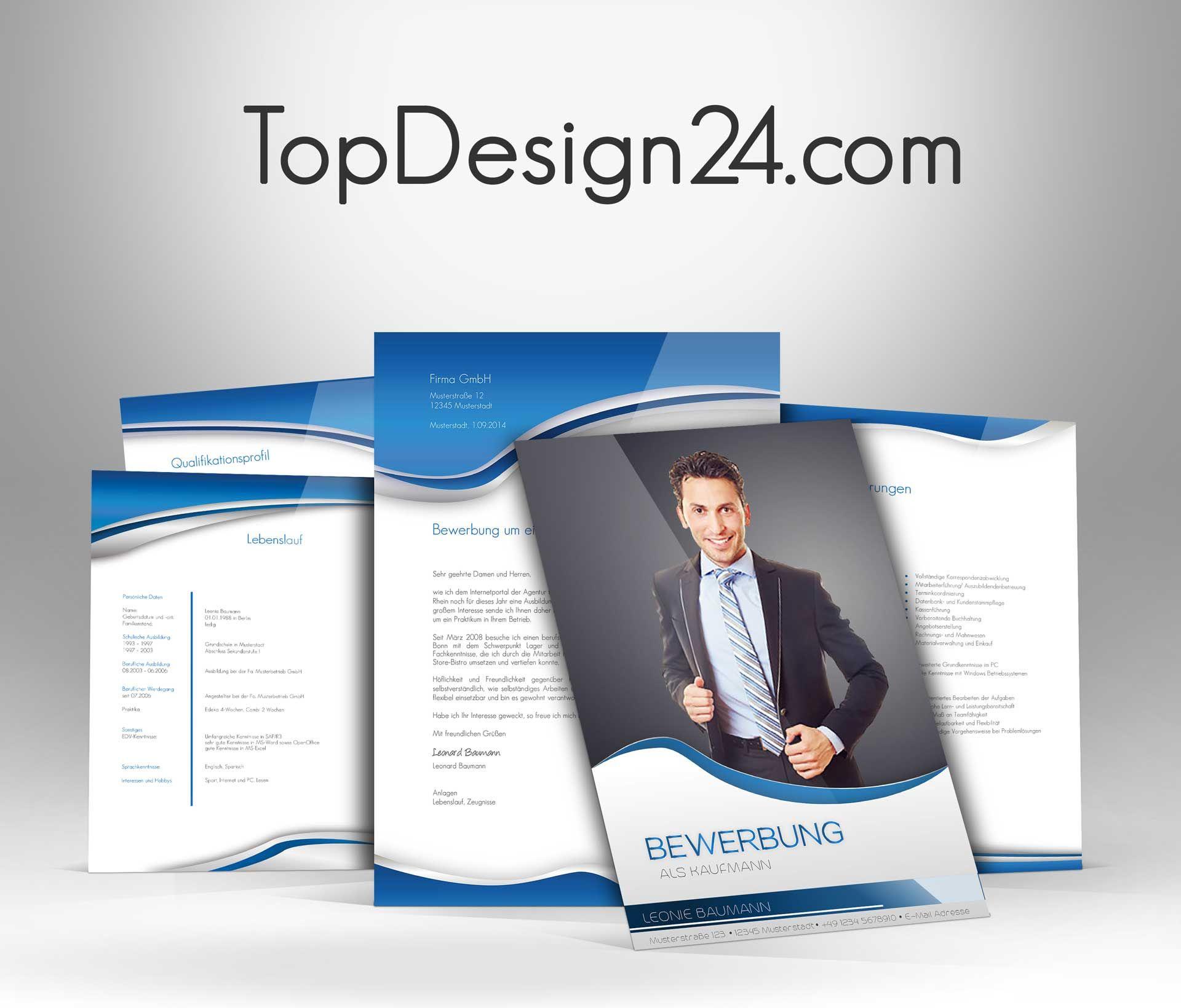 BLOG - TopDesign24 - Bewerbungsvorlage, Deckblatt, Anschreiben ...