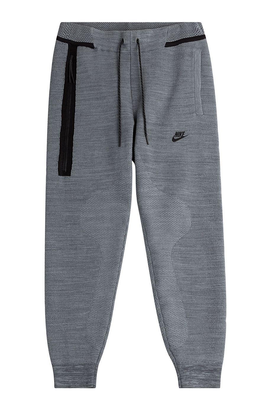 e47f52654646b NIKE Cotton Blend Tech Knit Sweatpants.  nike  cloth  trousers ...