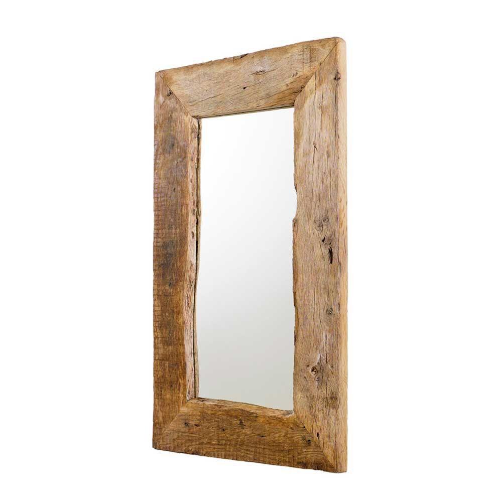 Spiegel Eichenholzrahmen 60 Cm Breit Panino Flurspiegel Flur Spiegel Spiegelglas