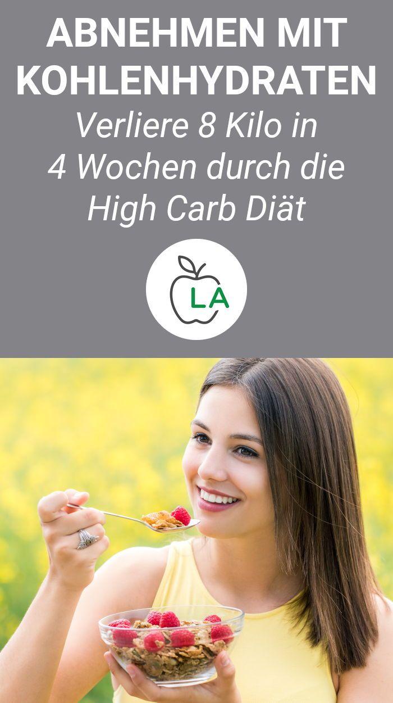Photo of High Carb Diät – Schnell abnehmen mit Kohlenhydraten