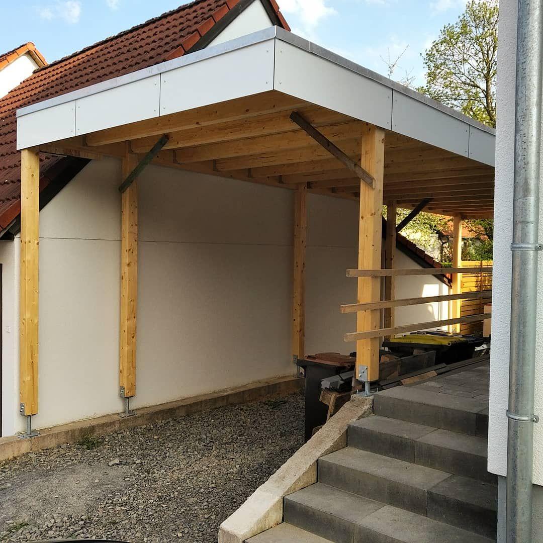 Heute Weiter Carport Verkleidet Es Wird Es Wird Carport Handmade Homeworks Diy Hpl Einfachmachen Carport Verkleiden Carport Haus