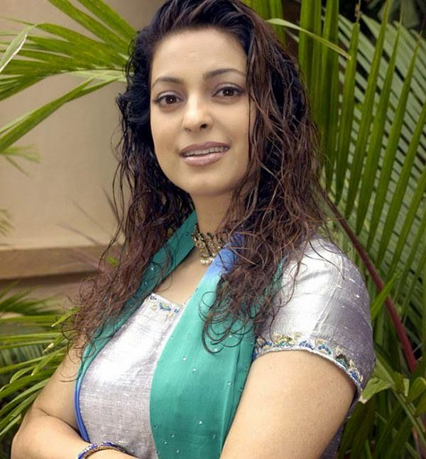 Indian Actress Juhi Chawla HD Wallpapers 600x646 45
