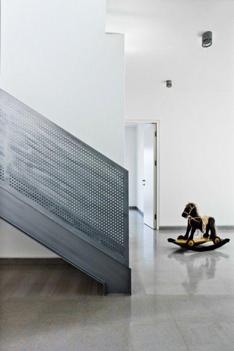 simple handrail design   Handrails   Pinterest   Trappor ...