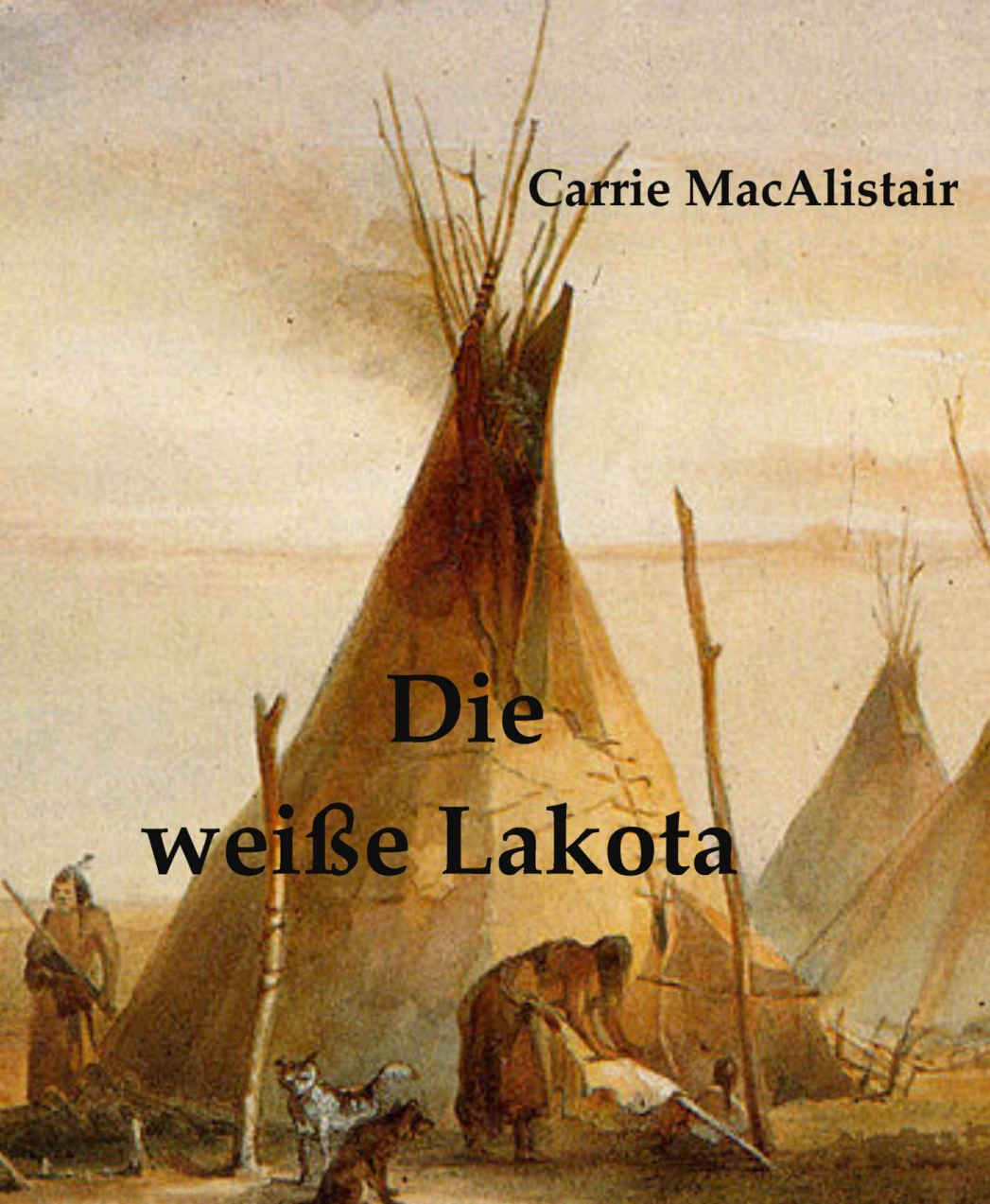 Die Weisse Lakota Ebook Carrie Macalistair Amazon De Kindle Shop Bucher