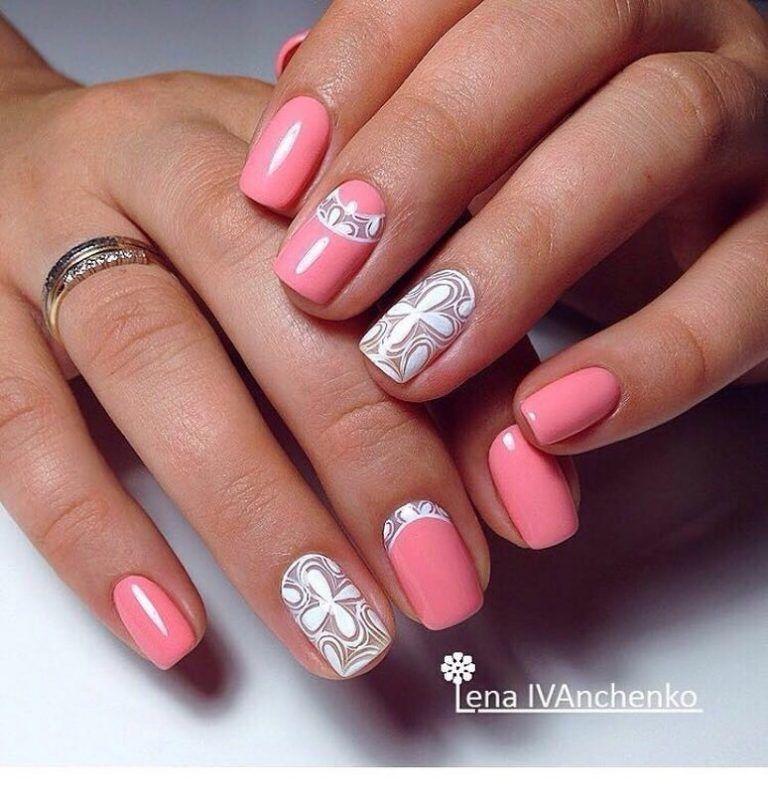Nail Art #2290 - Best Nail Art Designs Gallery   Ring finger nails ...