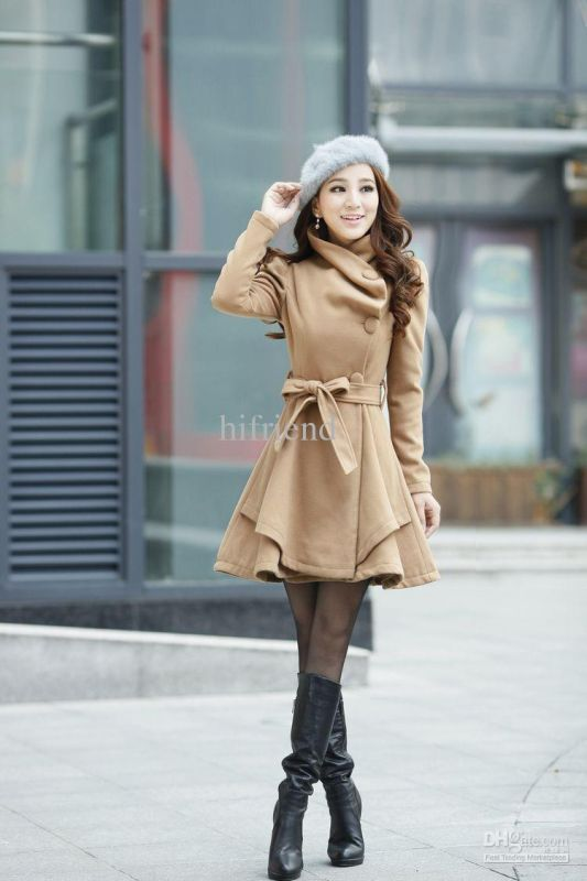 Winter jackets in the interest of womens – trends Commence Winter 2014-2015  — Latest