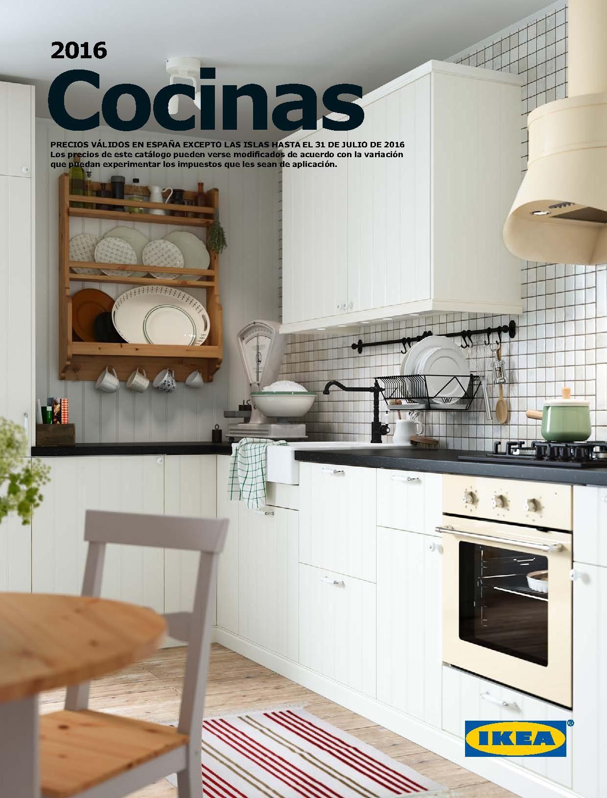 Catálogo cocinas Ikea: precios ofertas | Pinterest | Cocina ikea ...