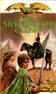 The Narnia Covers Of Steve Lavis The Silver Chair Narnia Chronicles Of Narnia Books