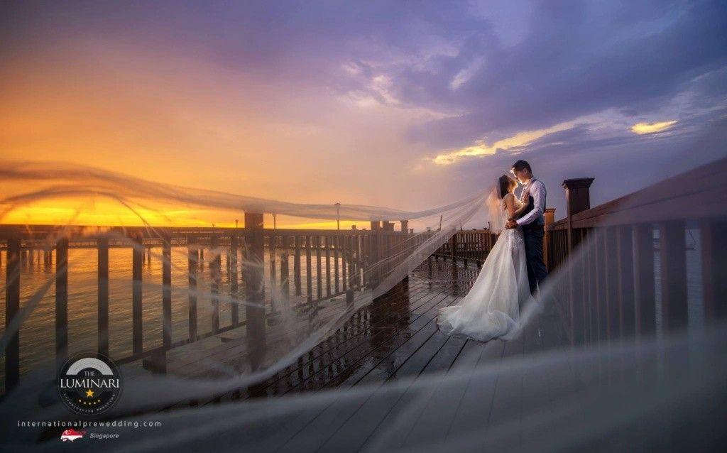 Wedding Pre Wedding PhotoshootWedding Pin