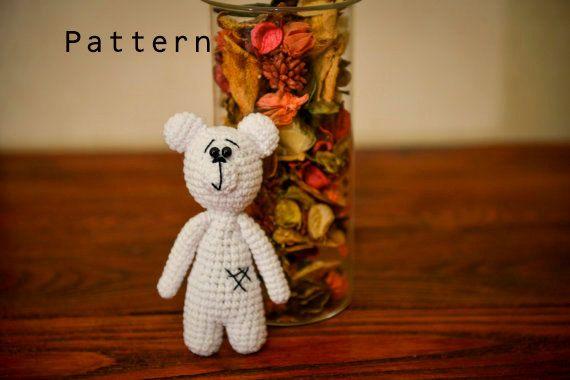 Easy Amigurumi Bear Pattern : Amigurumi bear easy: how to make a cute crocheted teddy bear