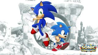 Sonic The Hedgehog Wallpaper Hd Sonic Sonic Generations Sonic