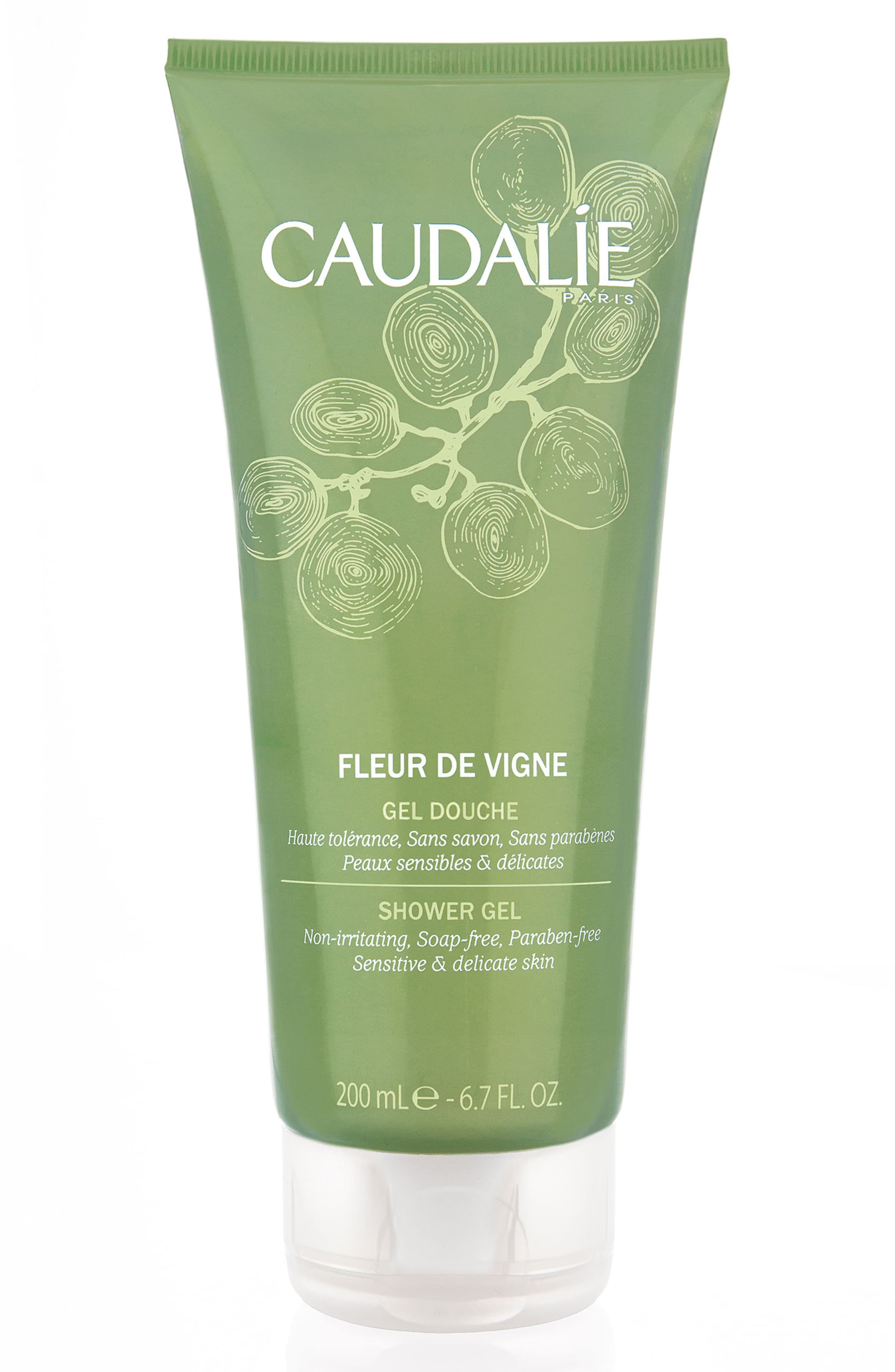 Caudalíe Fleur De Vigne Shower Gel, Size 6.7 oz Shower