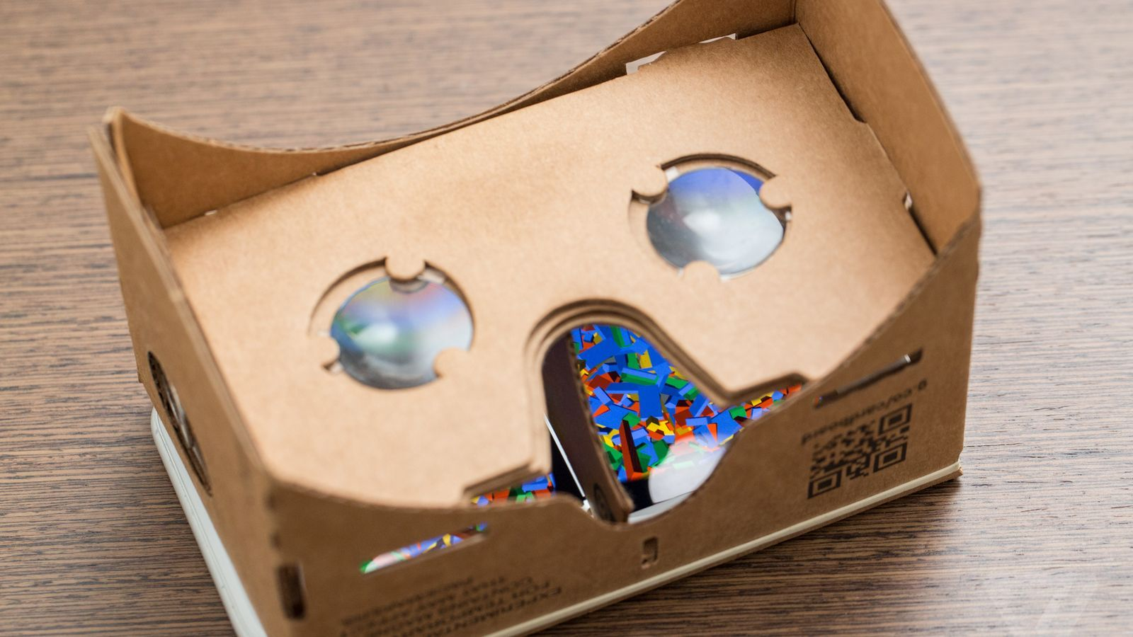 Google just released a new app for Cardboard that stitches together 3D panoramas…