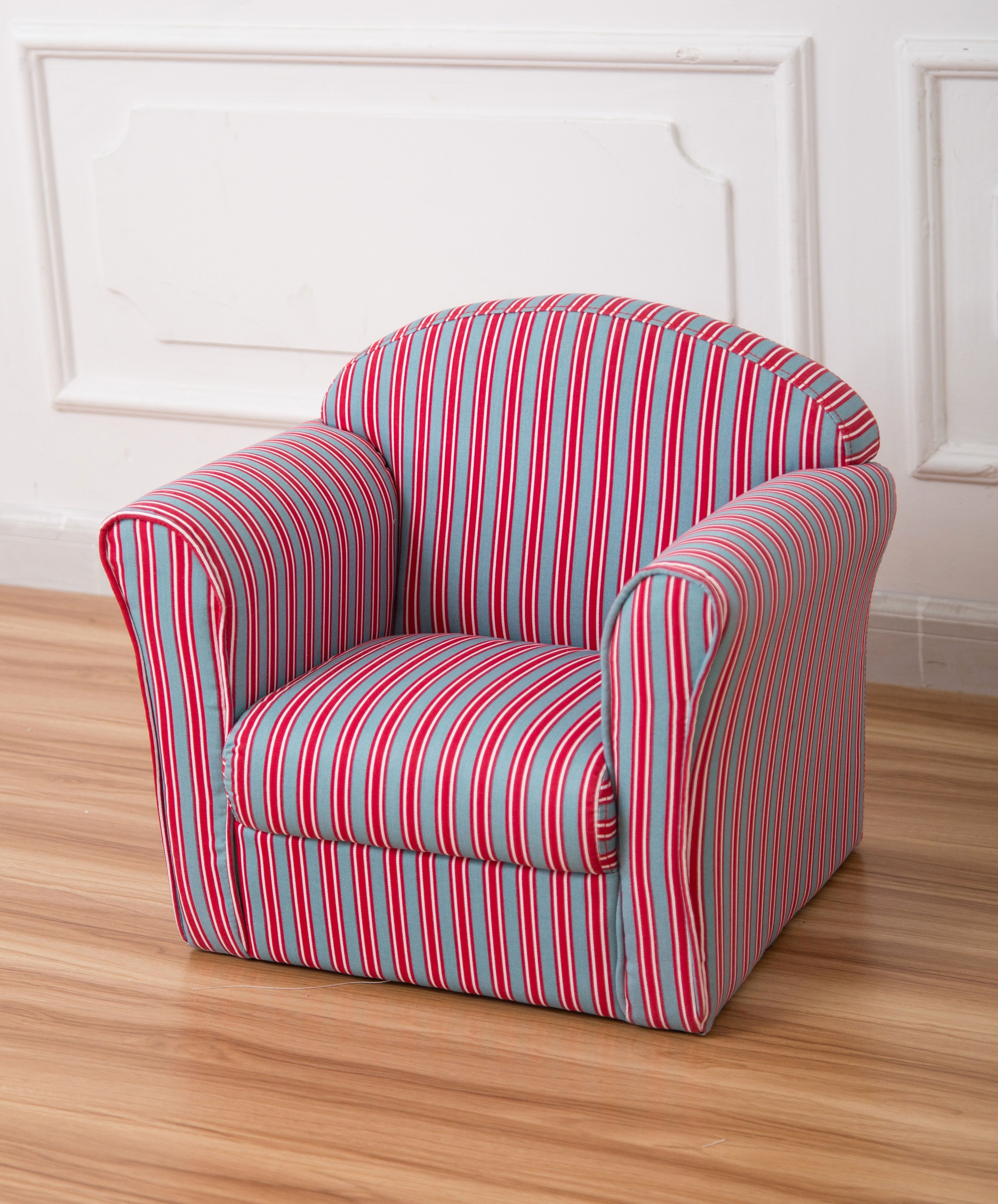 Upholstered Children's Chairs Kids Children S Chair Armchair Sofa Seat Fabric Upholstered