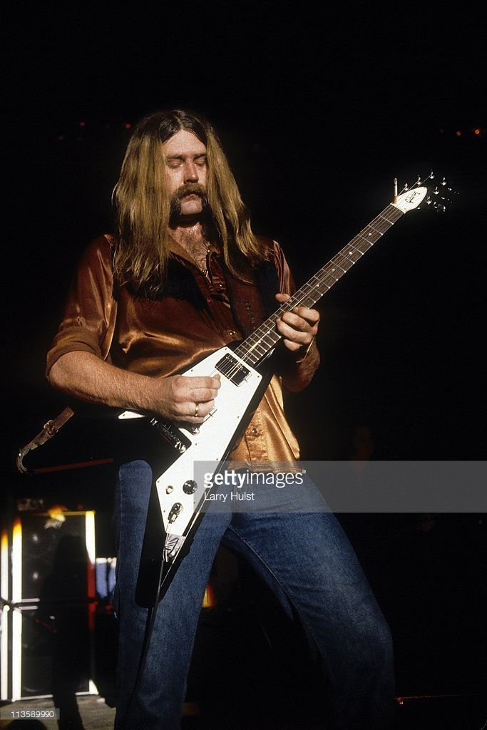 Duane Roland Duane Roland with Molly Hatchet performing at the Winterland Arena