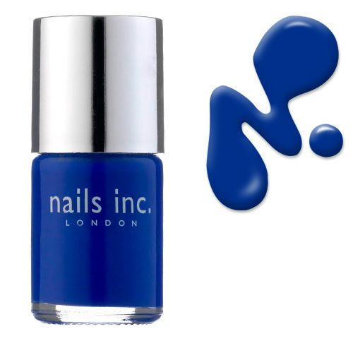 amazing colour... apparently beyonces favourite at the moment! nails inc- baker street
