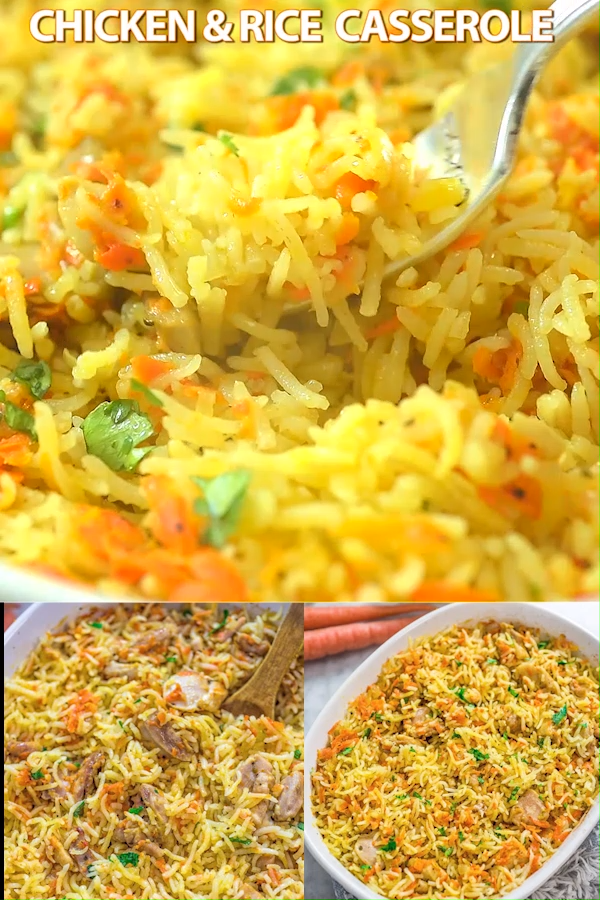 Chicken and Rice Casserole images
