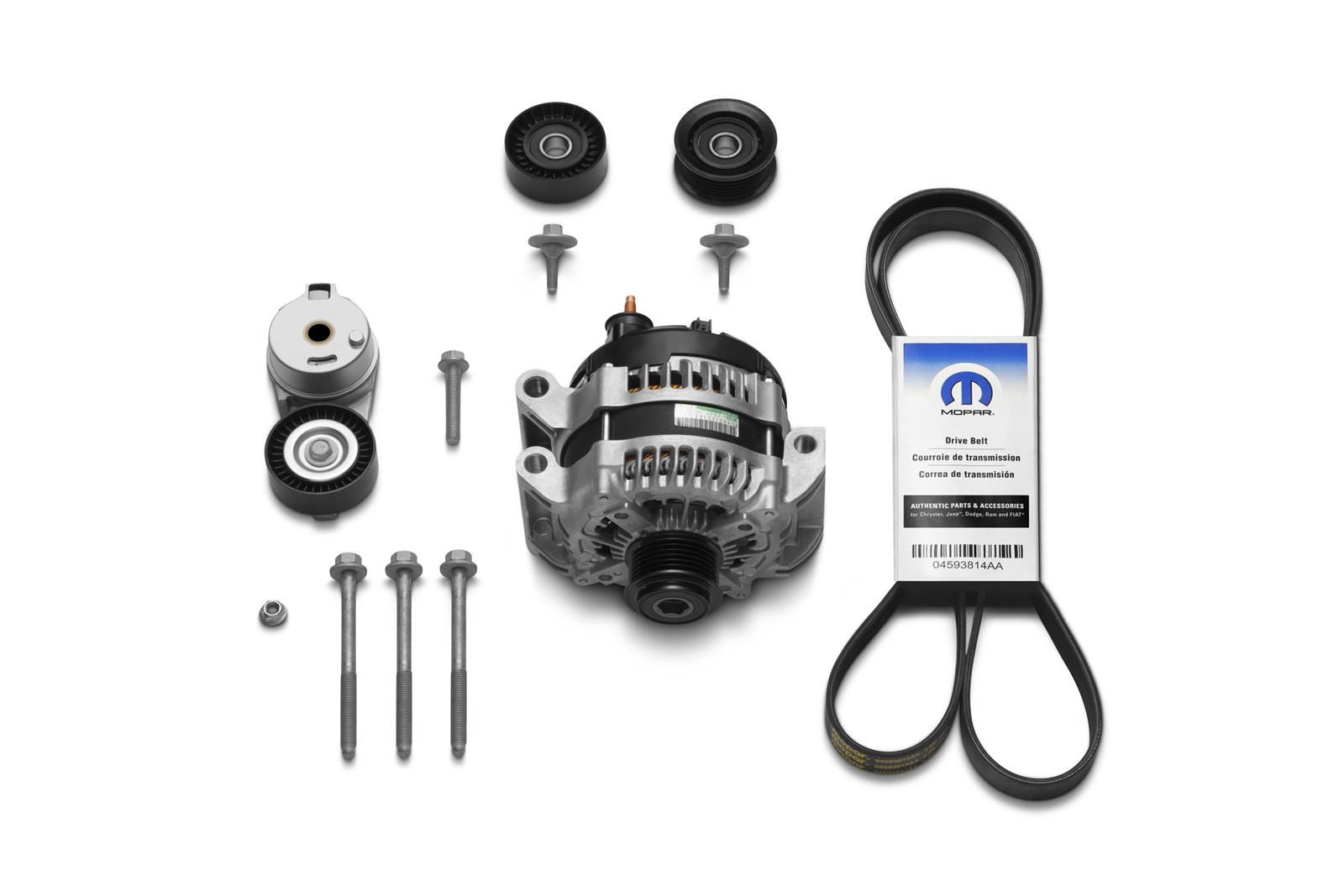 Mopar Performance Fead Basics Kits