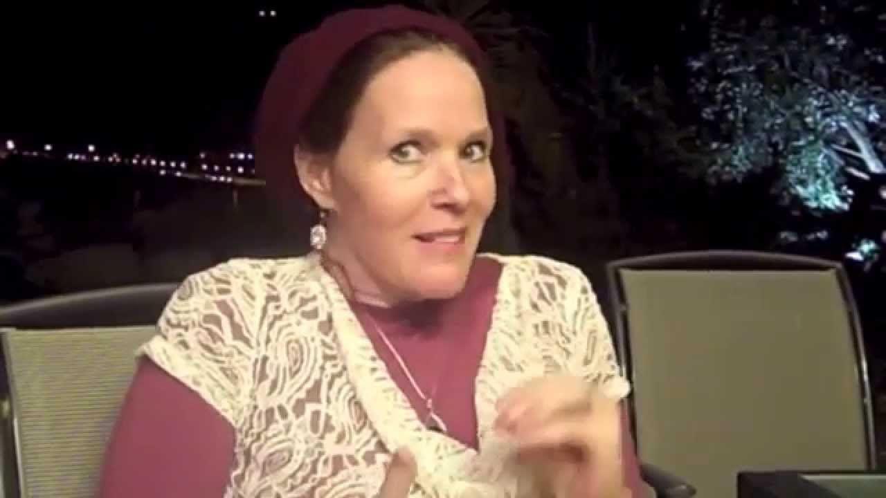 Mom of Missing Israeli Teen - All Smiles
