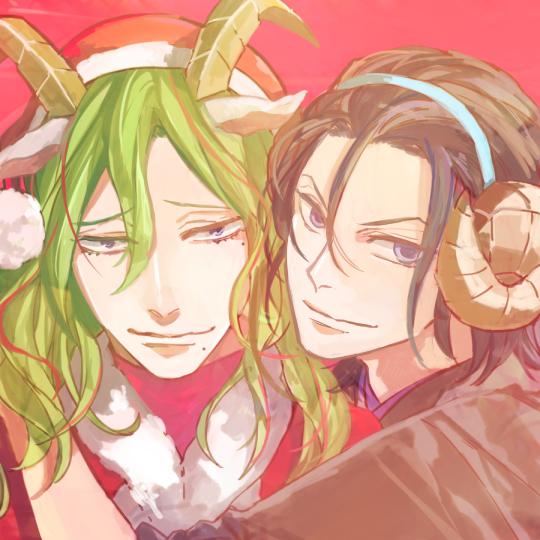 Toudou & Makishima