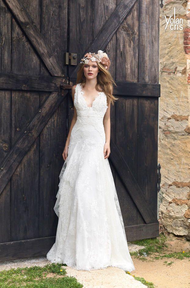 Brautkleider von Yolan Cris - Model Marisol