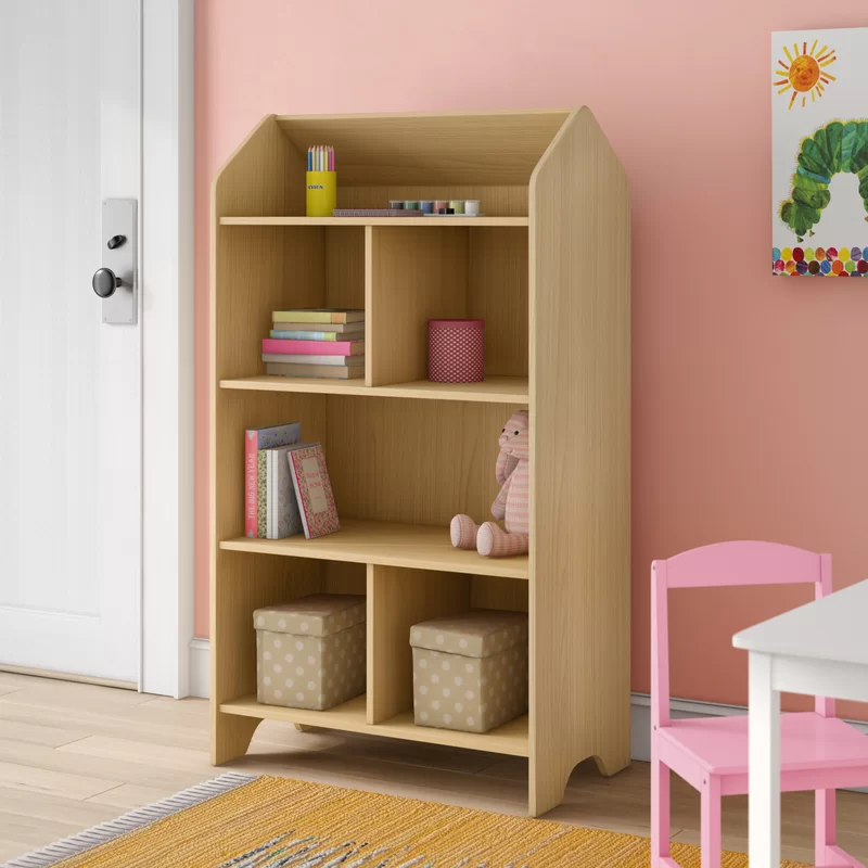 Celli Dollhouse 50 Bookcase In 2020 Kids Bookcase House Shelves Bookcase