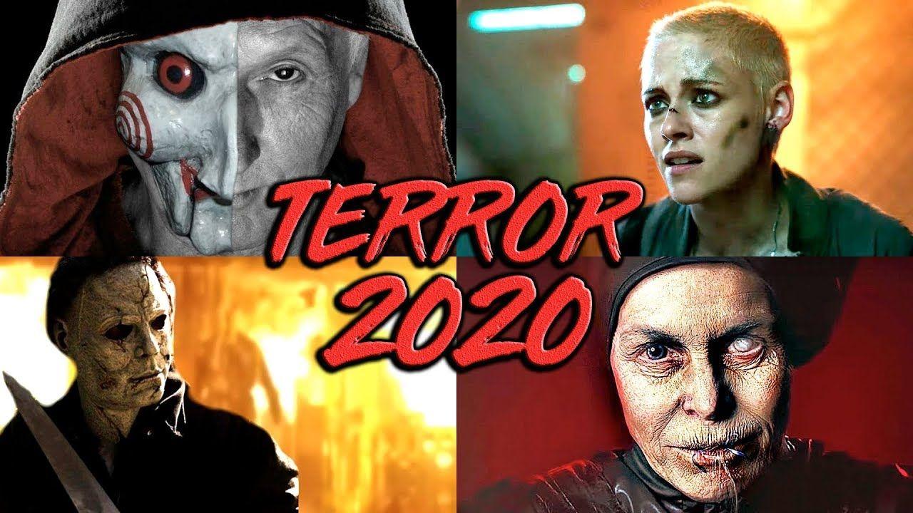 ESTRENOS DE TERROR MAS ESPERADOS 2020 TRAILER PROXIMAS