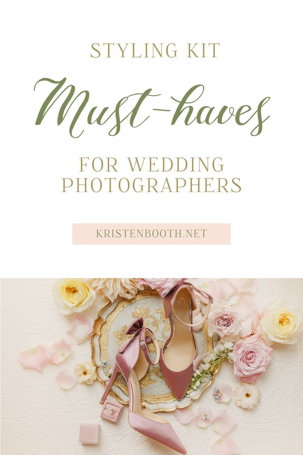 Wedding Styling Kit Must Haves Kristen Booth Photography In 2020 Wedding Photography Business Wedding Photography Pricing Wedding Photographer Business