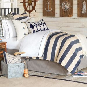 Coastal Bedding and Beach Bedding Sets | Bedding sets, Beach and ...