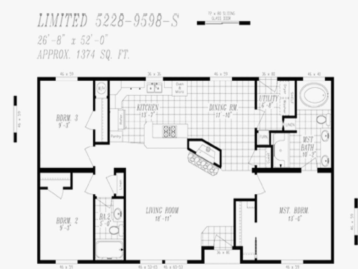 40 X 60 Barndominium Floor Plans Lovely 40x60 Metal Home ...