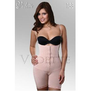 fc7102fdb48 Click on the image for more details! - Vedette 153 Nude  Braless Full Body  Shaper Mid-thigh Corset (Health and Beauty)