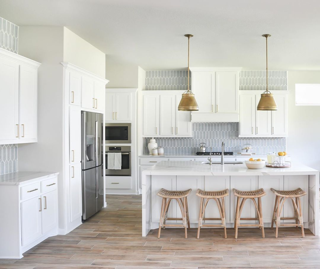"""25 Absolutely Gorgeous Transitional Style Kitchen Ideas: Daley Home + Design On Instagram: """"We All Have One Thing"""