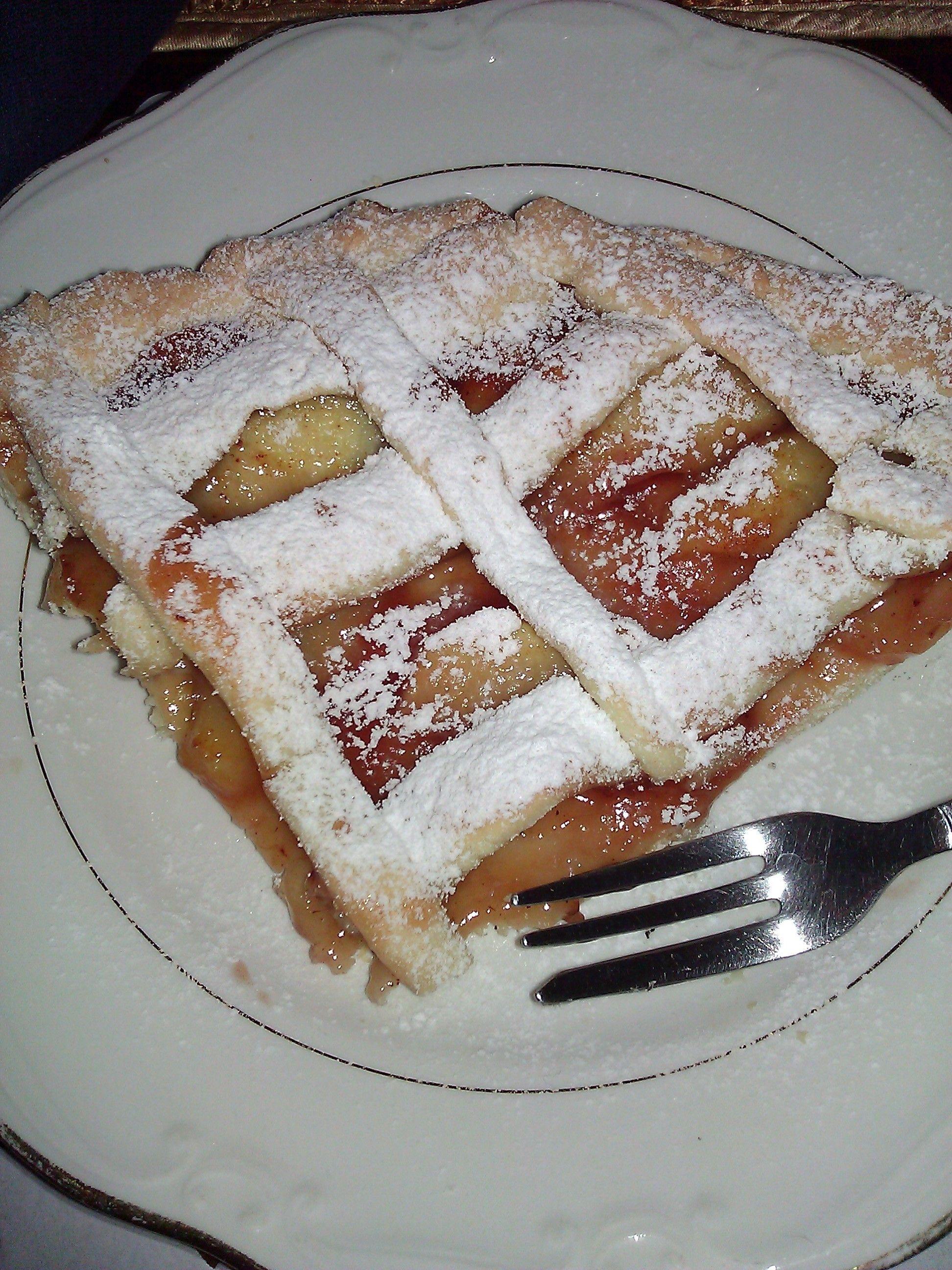 Crostata con marmellata e pesche dolci dietetici for Dolci dietetici