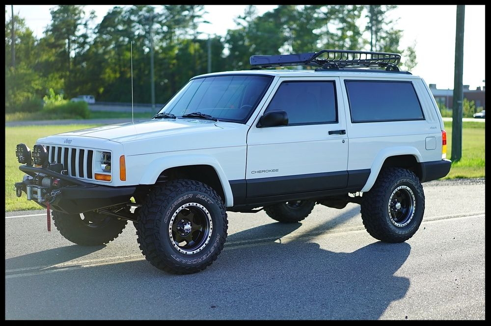 Check Out This Stage 2 2 Door This Xj Has Just 73k Miles And