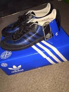 newest 5ce06 ef416 Stone Island Adidas Samba Limited Edition Trainers - Size 10 - Original Box