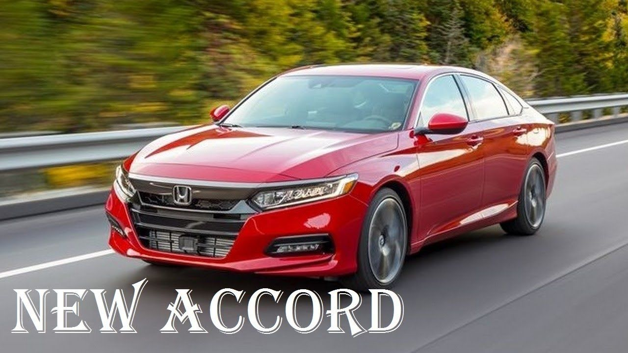 2018 HONDA Accord Sport Coupe Hybrid Review Interior