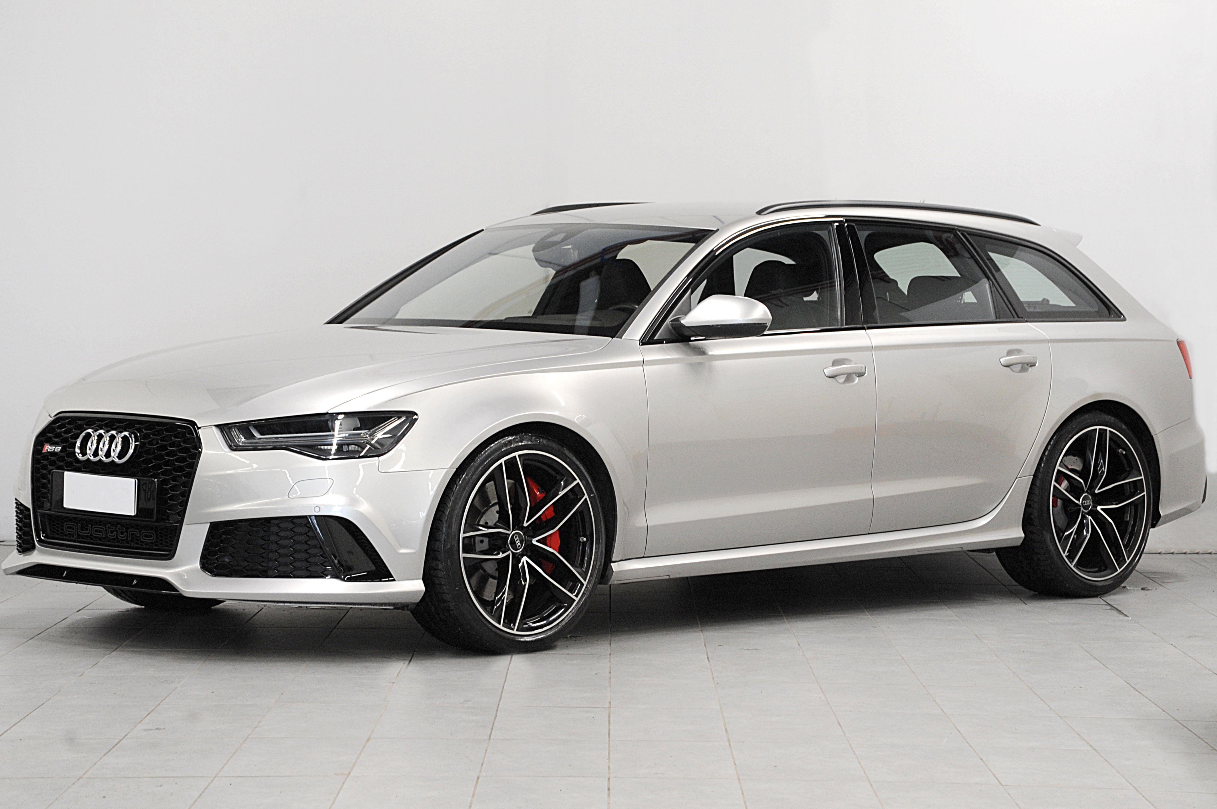 Audi RS6 Avant 4.0 TFSI quattro Tiptronic con 67800 km del