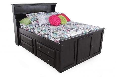 Trendwood Laguna Full Captain S Bed Furniture Captains Bed Ashley Furniture Sectional