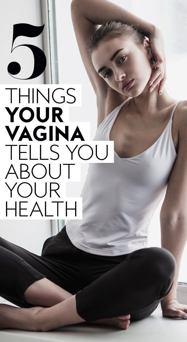 5 Things Your Vagina Can Tell You About Your Healt