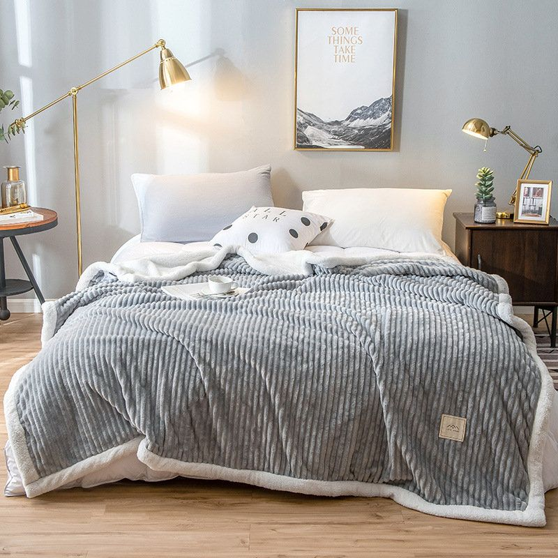 Hot Sale Decbest 4pcs Double Side Dehair Angora Crystal Velvet Bedding Set Winter Queen King Quilt Cover Bed Sheet Online Home Velvet Bedding Sets Bed Sizes
