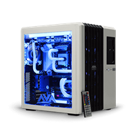Avalanche Ii Hardline Liquid Cooled Gaming Pc With Images