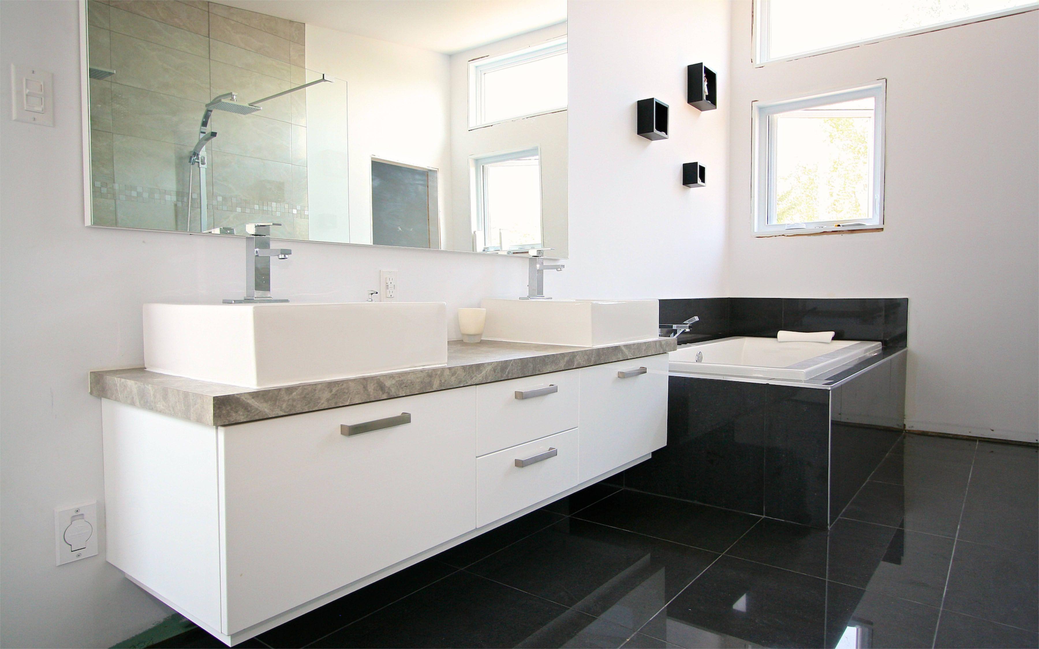 Salle de bain fabrication d armoires en thermoplastique Stratifie pour salle de bain
