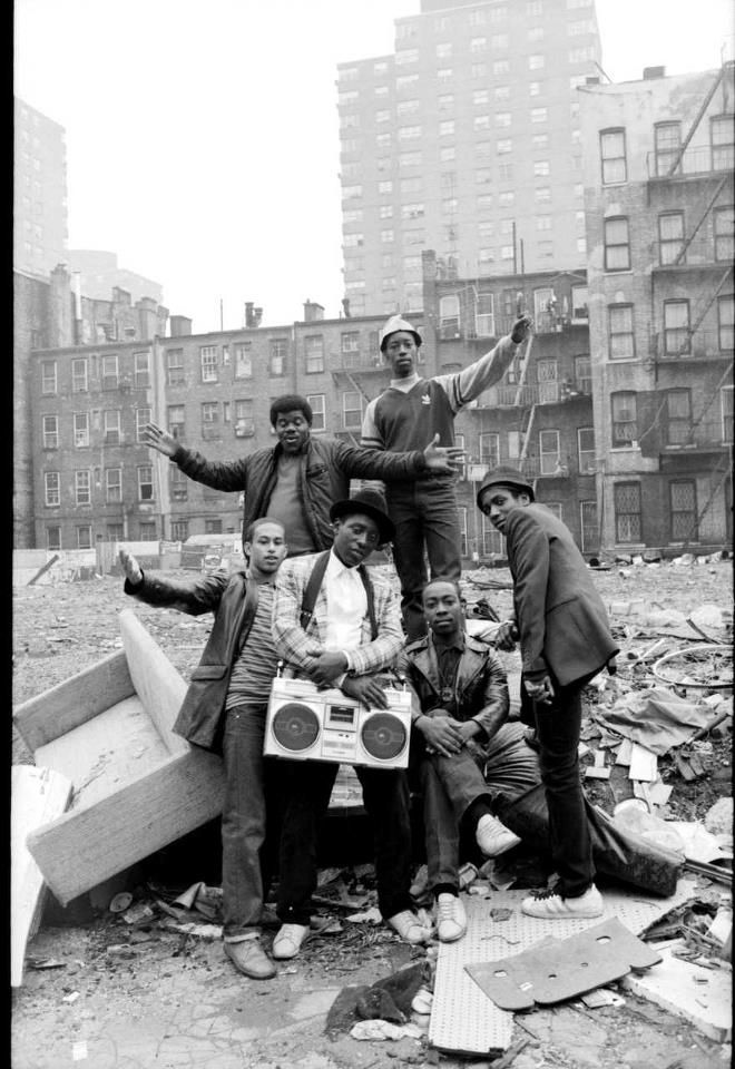 Remember This! LIKE Style Wars 1983 Documentary On Hip Hop
