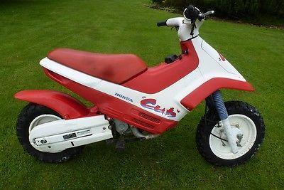 Honda Cub Ez90 Ez 90 Mini Monkey Pit Bike Scooter Ksr Rare