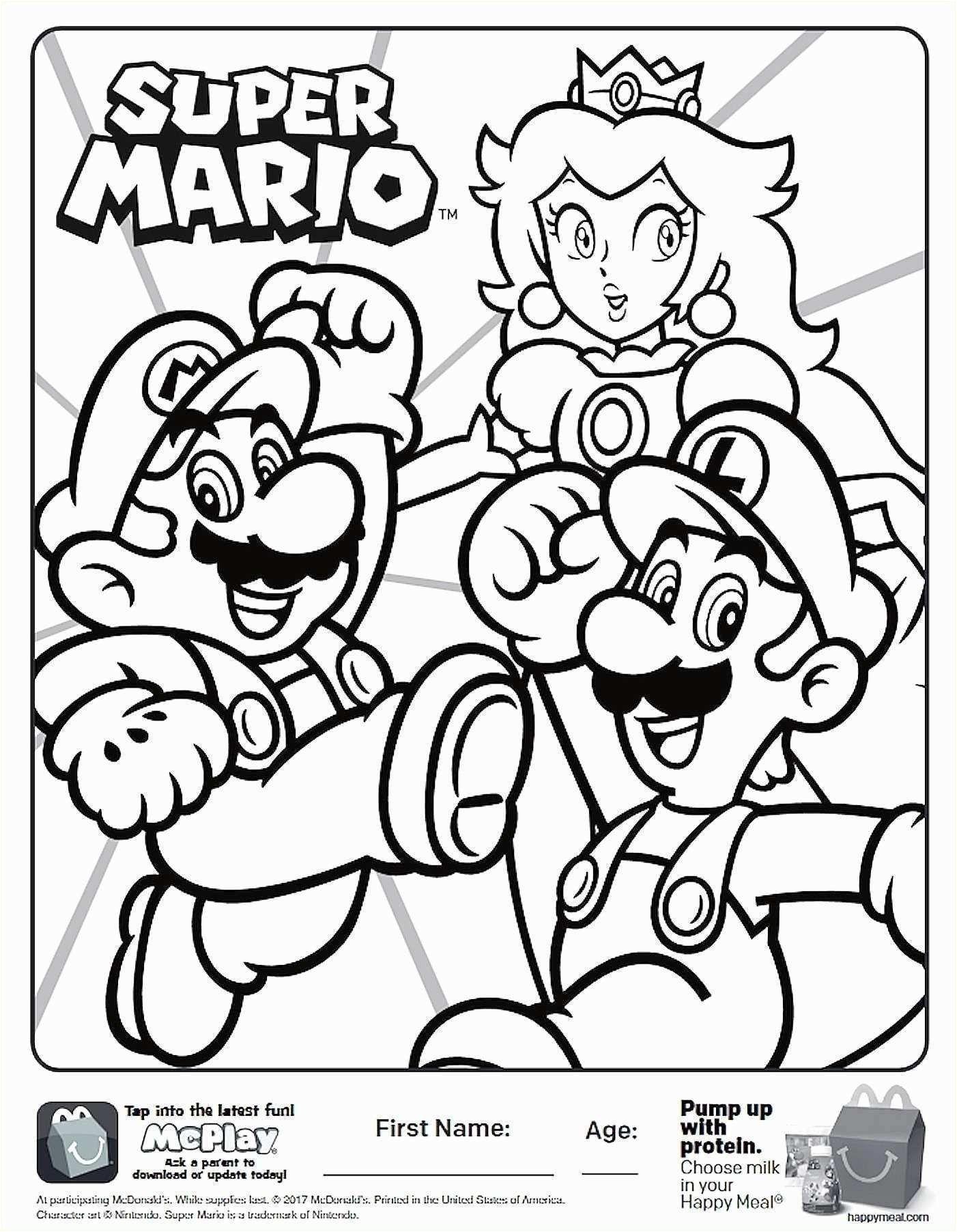 Wii U Flash Livre De Coloriage In 2019 Mario Coloring