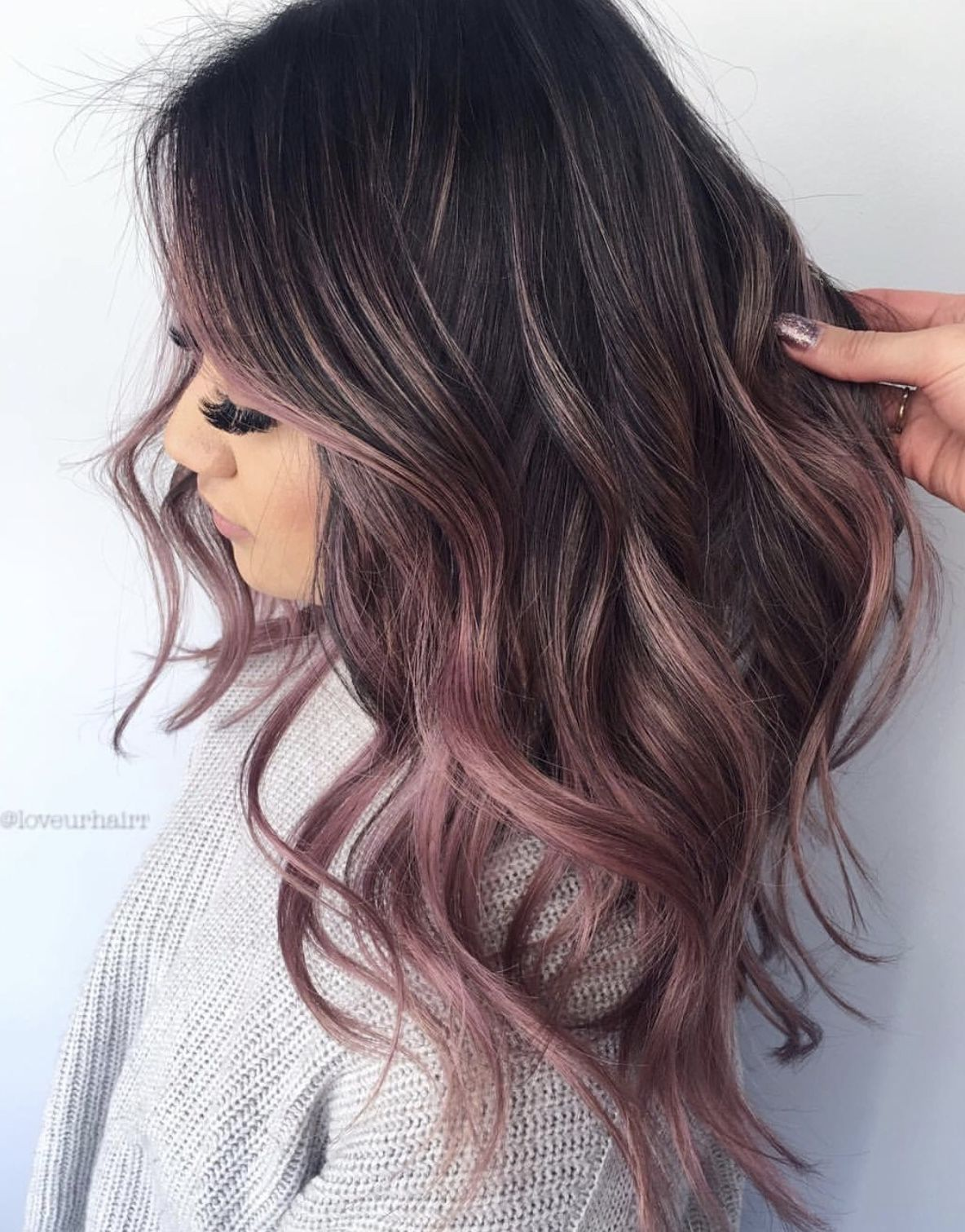 Pin By Makaylee Miller On Beauty And A Beat Hair In