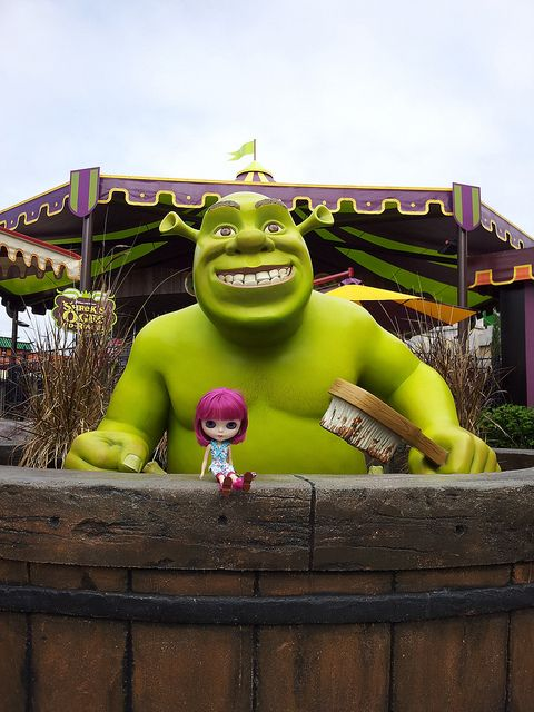 Shrek Mud Bath Shrek Mud Bath Photo Sharing