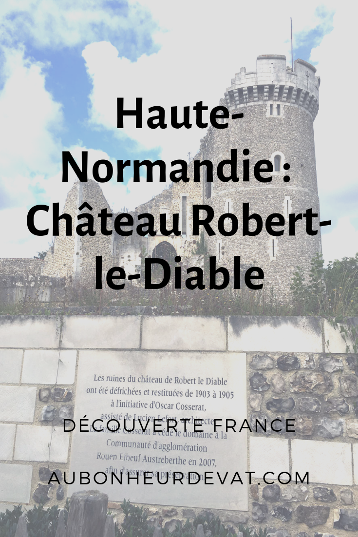 Chateau De Robert Le Diable Moulineaux Normandie Chateau Panneau Propriete Privee France