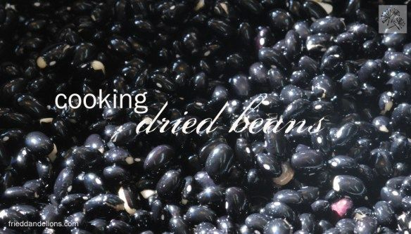 How to save money by cooking and freezing dried beans